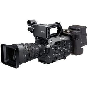 Camera Package - Sony FS7