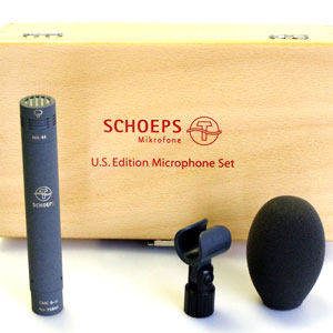 Schoeps Microphone